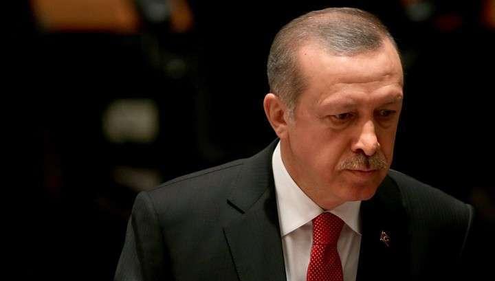 Президент Турции обидел женщин