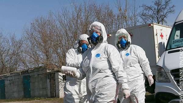 Глава ДНР Пушилин: Россия помогла нам в борьбе с коронавирусом