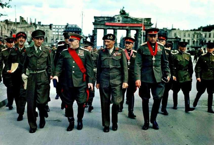 Советский Союз американцы убрали из истории Второй мировой войны