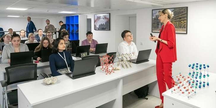 В Москве открыли детский технопарк «Менделеев Центр»