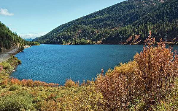 Озеро Чейбеккель