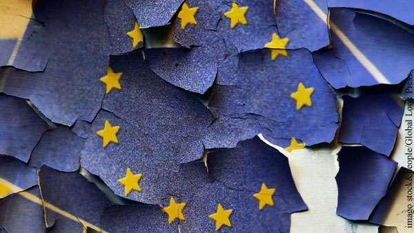 Коронавирус подталкивает Евросоюз к распаду но это на пользу России