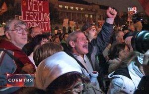 Майданы: Венгрия и Чехия