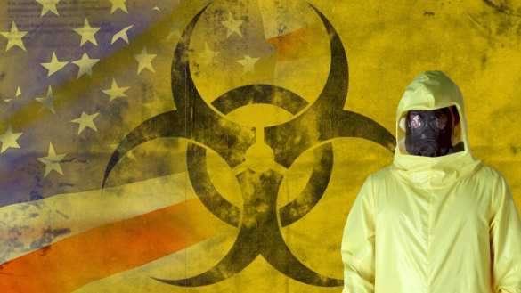 Биолаборатории США продолжают пугать Украину вирусами – Зеленский сбежал в кусты | Русская весна