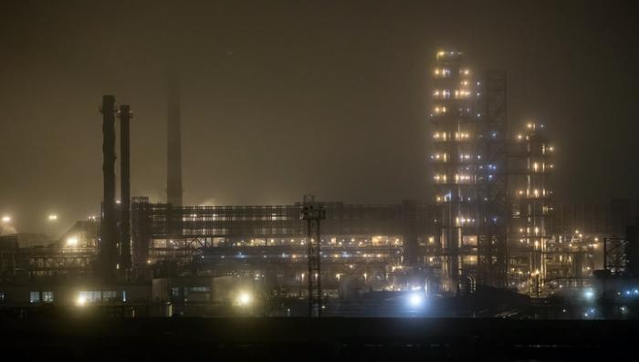 Росприроднадзор собирается привлечь Московский НПЗ к ответственности за выбросы