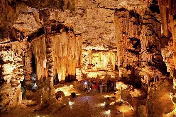 Пещеры Канго, Южная Африка