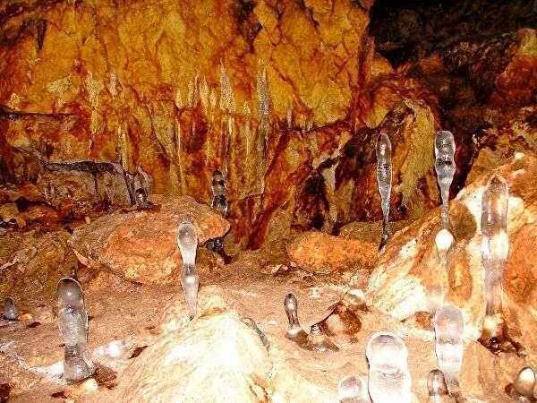 Кашкулакская пещера