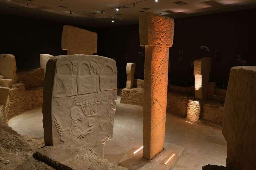 Археологи нашли в древнейшем храме на Земле