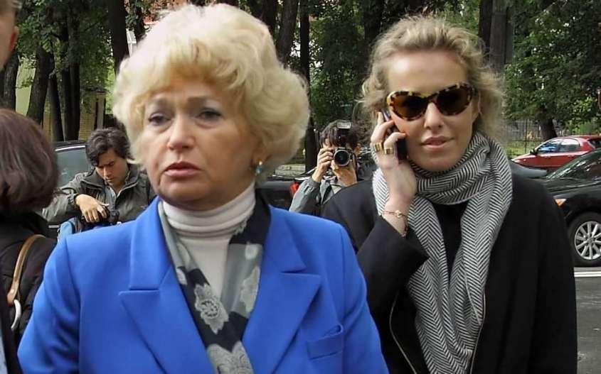Разоблачён криминальный бизнес евреек Собчак и Нарусовой
