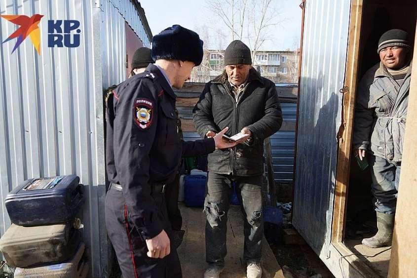 Проблема «засвечена» – вместе с мигрантами в наши нефтеносные районы пришли ваххабиты Фото: Алексей БУЛАТОВ