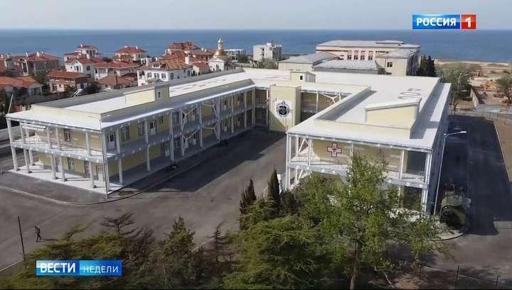 Новые медцентры в России строили экстренно, но без ущерба для качества