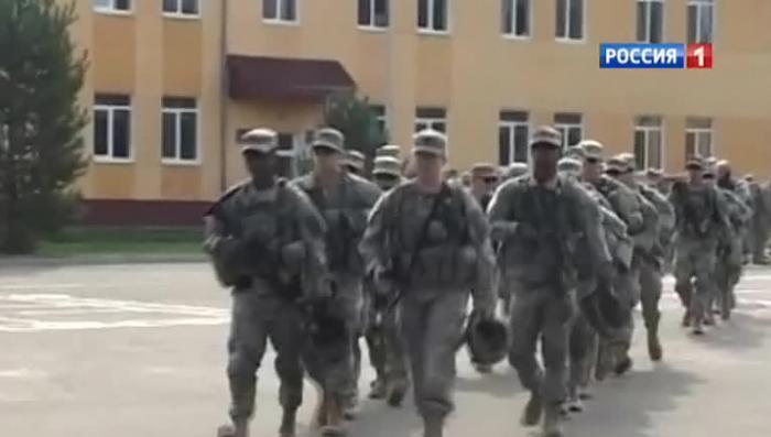 Сенсация от КиберБеркута: армия Украины стала подразделением вооружённых сил США