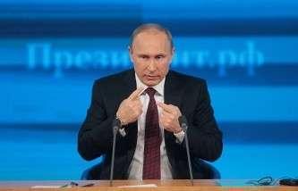 Владимир Путин 18 декабря проведёт ежегодную большую пресс-конференцию