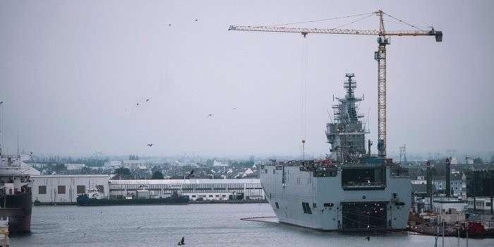 Индия аннулирует контракт на 22 миллиарда долларов, если Франция не отдаст РФ Мистрали