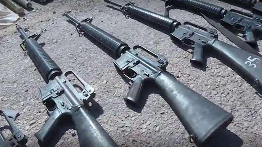 Бывший боевик рассказал о сотрудничестве военных США с террористами в Сирии
