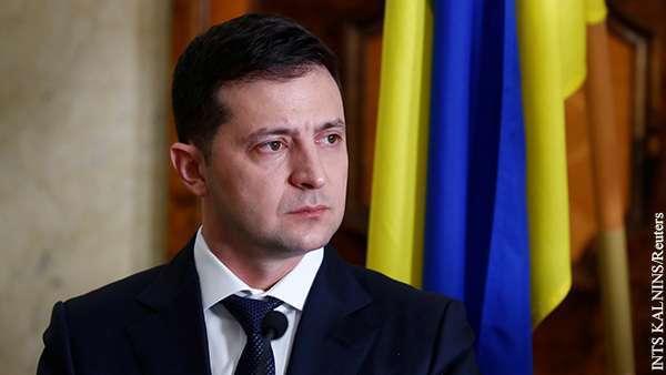 Пять главных тенденций первого года президентства Зеленского