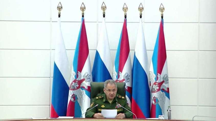 Шойгу рассказал откуда исходит наибольшая военная угроза для РФ и как армия готовится её отразить