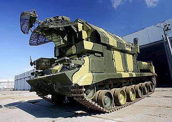 Два зенитных ракетных дивизиона ВВО перевооружены насовременные ЗРК «Тор-М2У»