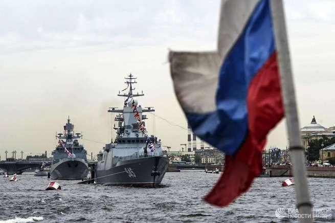 Российский флот обнулил западную «мощь» и стал самым сильным в мире
