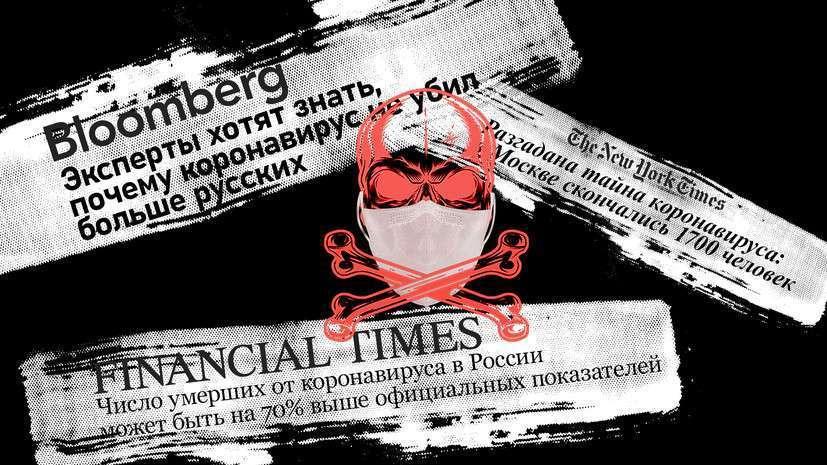 RT зажигает: фюрер Навальный и «Бессмертный полк», смертность от COVID-19, Дагестан