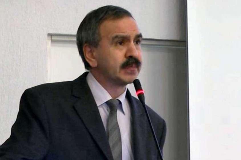 Заместитель директора ФГБУ «ЦНИИОИЗ» Минздрава России Фарит Кадыров. Фото: Youtube
