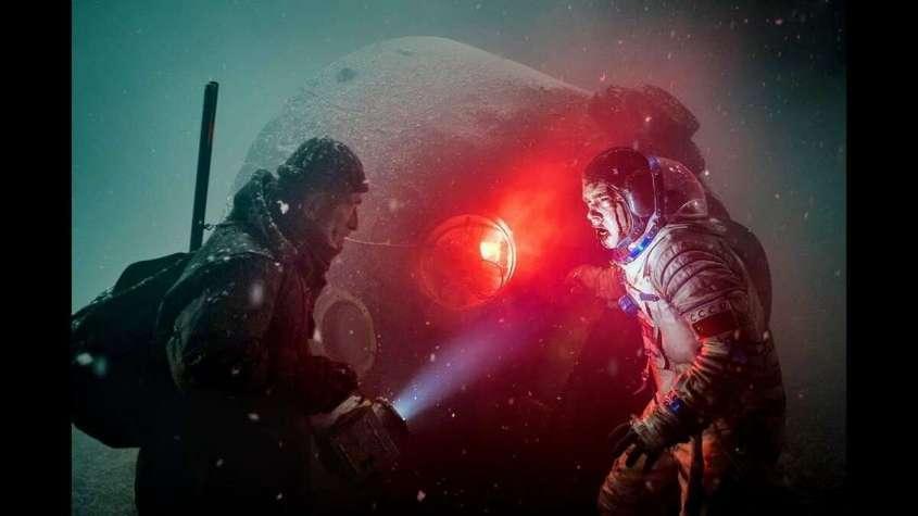 Фильм «Спутник» смотреть или сразу на помойку выбросить?