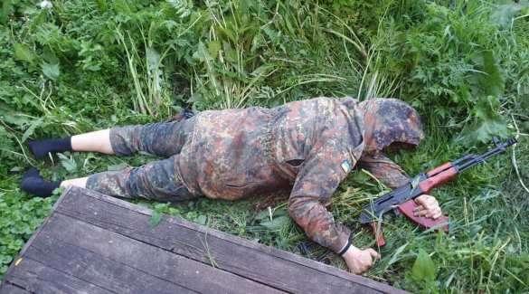 Бойня на Житомирщине: расстреляны «атошники» и нацгвардейцы (ВИДЕО, ФОТО 18+) | Русская весна
