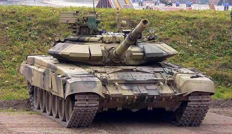 Как российский неубиваемый супертанк Т-90 проявил себя в бою