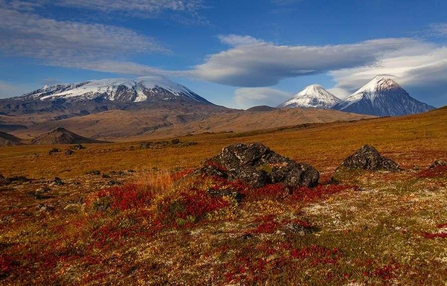 Фотограф, очарованный Камчаткой
