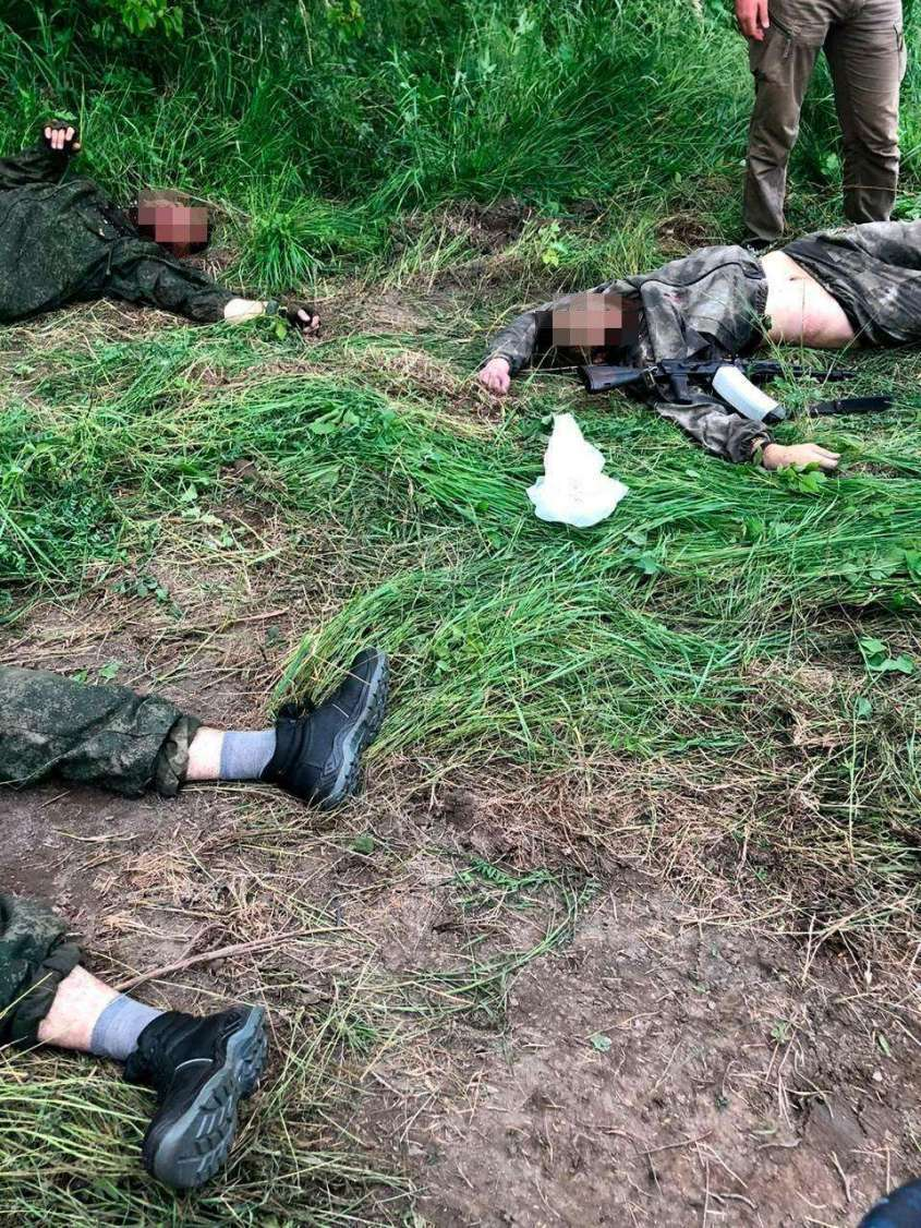 Бой с бандой в лесу Дагестана – уничтожены боевики, спецназовец ранен (ВИДЕО, ФОТО 18+)