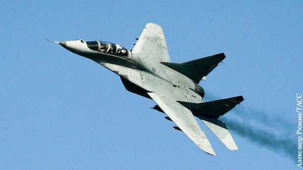 Война в Ливии. Неизвестные МиГ-29 резко подняли ставки в конфликте