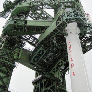 Тяжёлая «Ангара» прошла испытания на стартовом комплексе