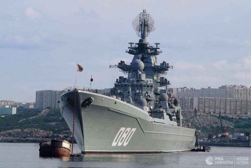 Что Россия приготовила для авианосцев США: «Уйти невозможно»