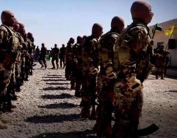 Сирия. Охота на курдов, пехота бандитской Коалиции под большой угрозой | Русская весна