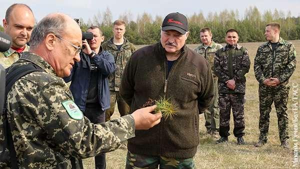 Лукашенко станет президентом в новой реальности