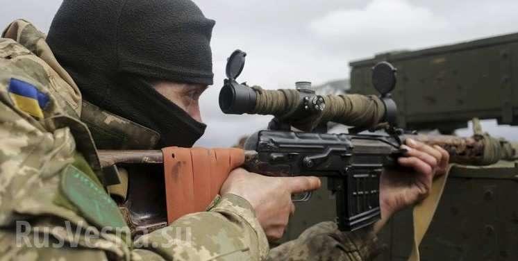 Десантники ВСУ против спецназа: провокация на фронте провалилась