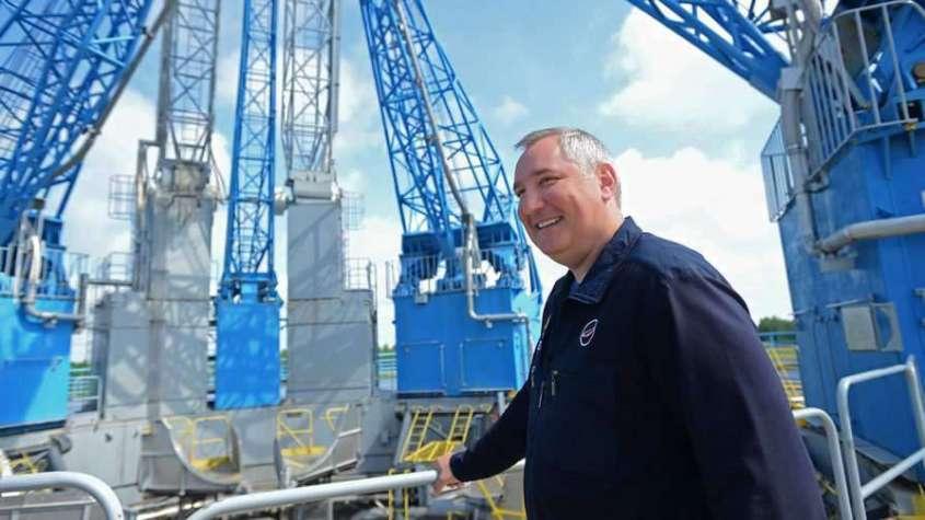 Космоплан и новая орбитальная станция: Рогозин рассказал о проектах «Роскосмоса»