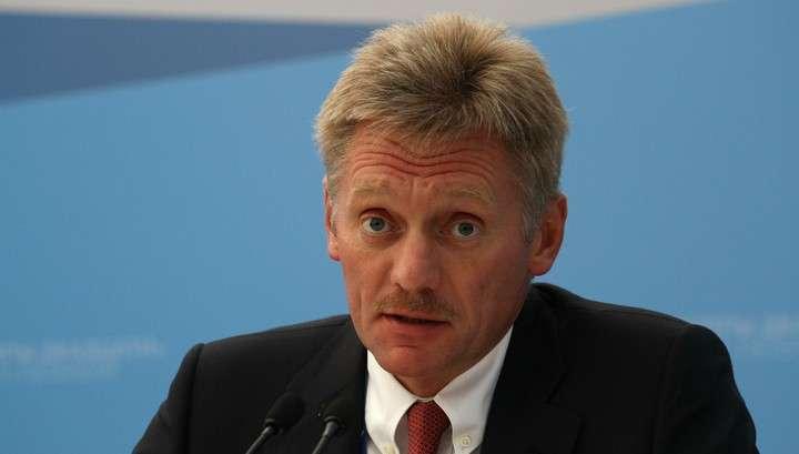 Песков отказался комментировать заявления Парижа по Мистралям
