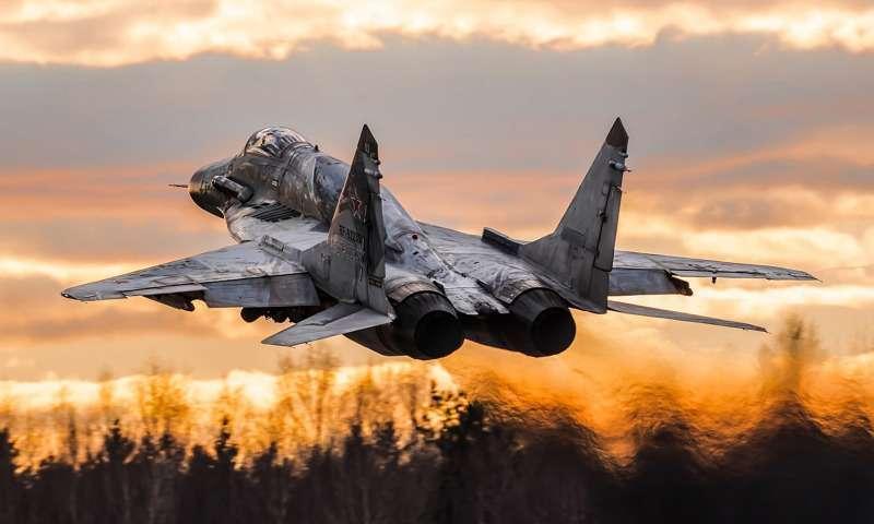 Война в Ливии: таинственные МиГ-29 атаковали корабли Турции!