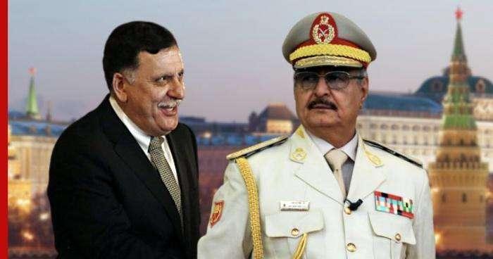 Война в Ливии: Хафтар в январе «не понял» Путина и потому получил от турок