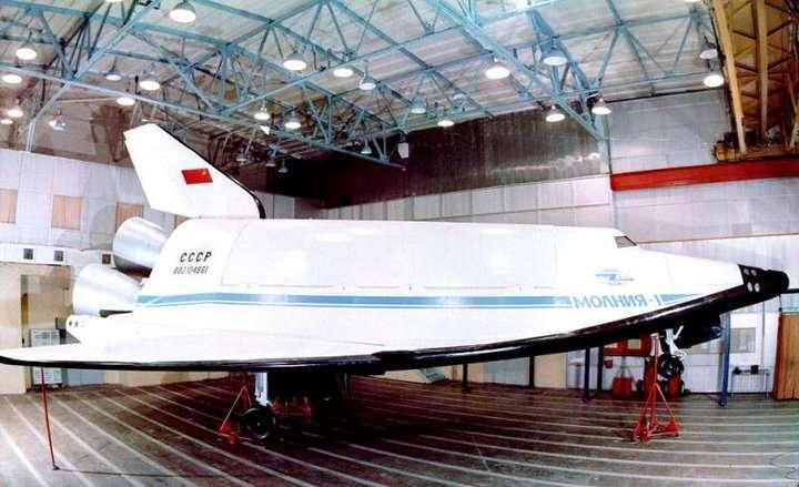 Россия приняла решение возродить проект советского «Бурана»
