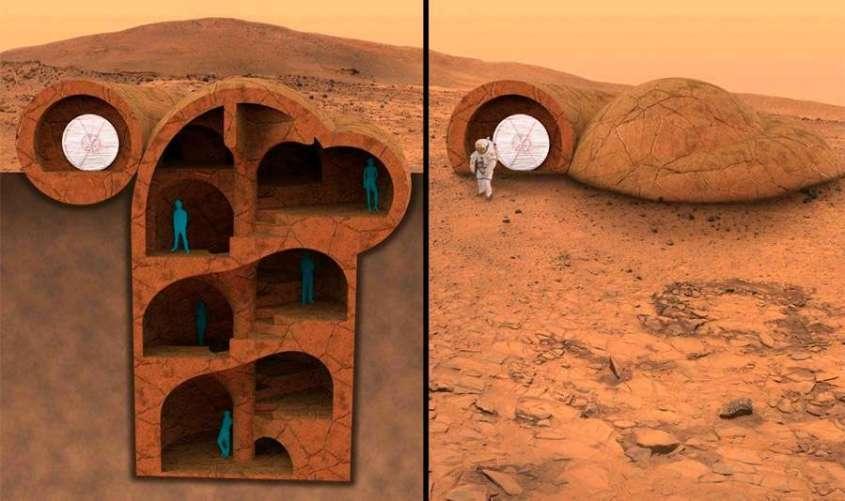 Тайный разведцентр высокоразвитой космической цивилизации в солнечной системе Ярило