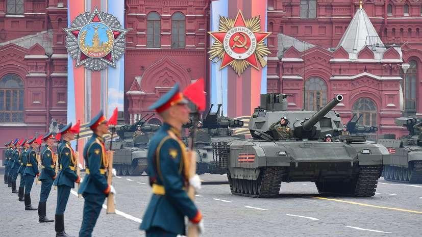 Владимир Путин назвал дату проведения парада Победы в Москве