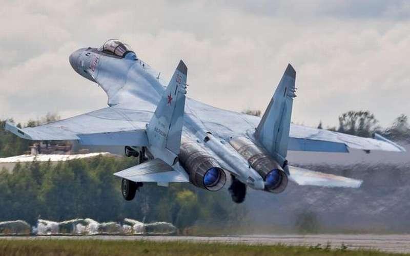 Су-35 выиграл самый большой экспортный заказ в своей истории