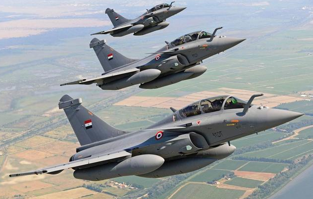 У Египта есть французские истребители Rafale, интересно будет услышать реальные отзывы по-сравнению с Су-35