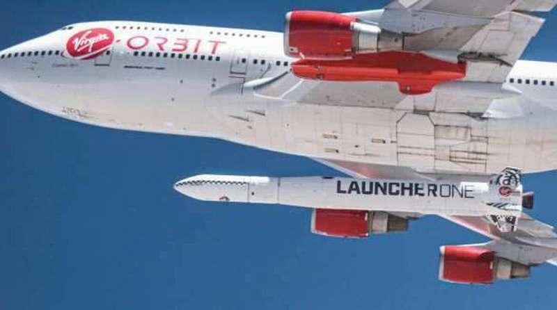 В США запуск на орбиту космической ракеты-носителя закончился провалом
