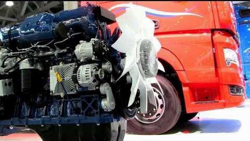 Проект «Тибет» – новейший двигатель для новейших КАМАЗов