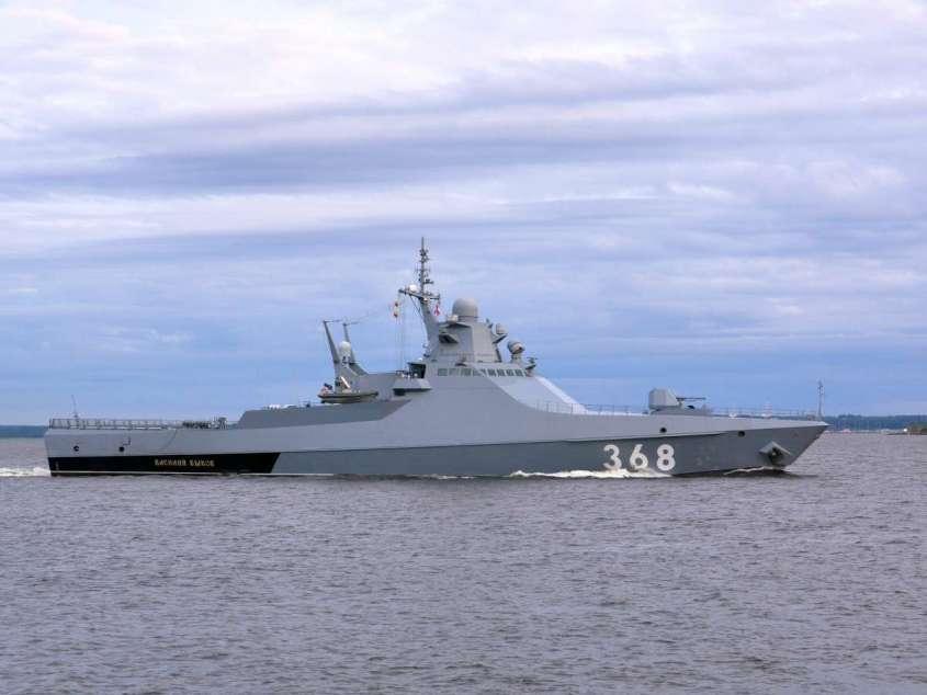 Кто есть кто в российском военном кораблестроении. Часть 1