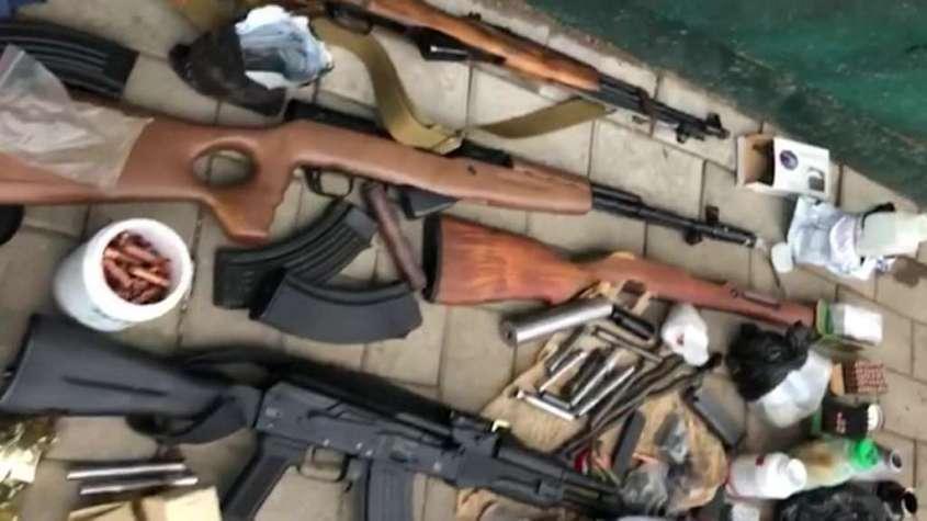 ФСБ обезвредила крупную сеть подпольных оружейных мастерских