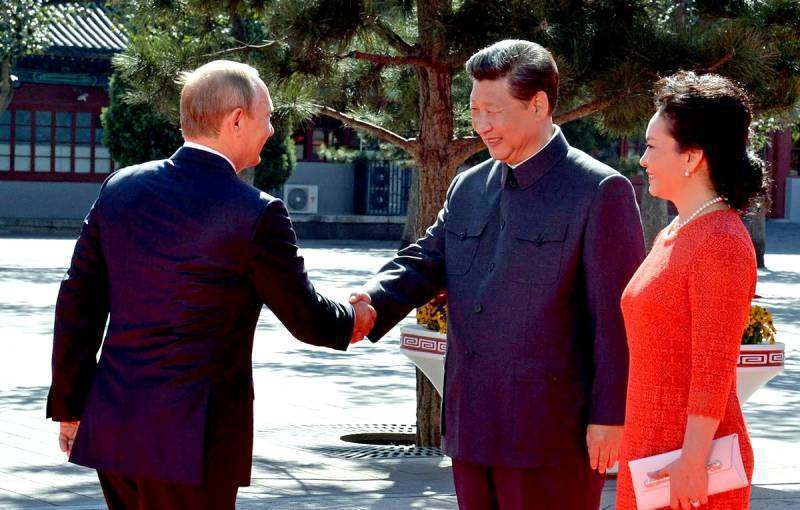 Почему Китай вдруг заговорил о союзе с «несгибаемым русским народом»